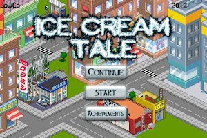 Screenshot of Ice Cream Tale