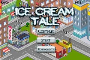 Screenshot of Ice Cream Tale