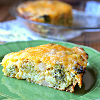 Broccoli And Cheese Impossible Pie Recipes