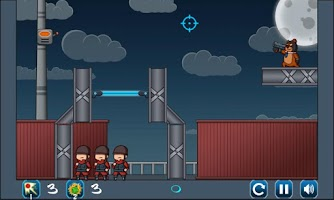 Screenshot of Spy Bear