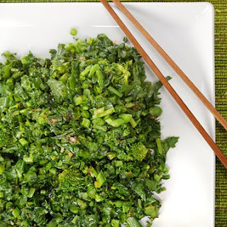 Stir-Fried Broccoli Rabe