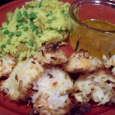 Healthy Coconut Shrimp