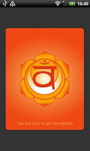 Serenity Chakra Cards