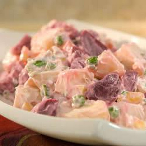 Potato Beet Salad