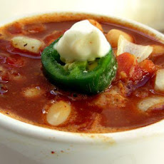 My Neighbor Renee's Perfect Chili!