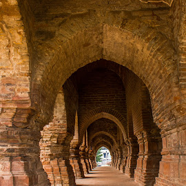 Corridor  by Pradipta Chakraborty - Buildings & Architecture Public & Historical