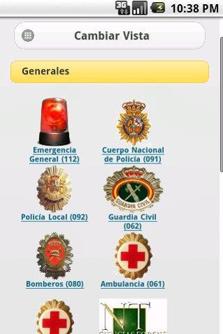 Telefonos de Emergencias