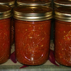Enchilada Sauce for Canning