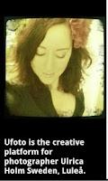Screenshot of Ufoto