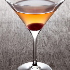 Apple Fool's Martini