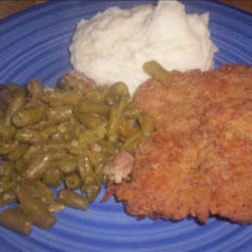 Cajun Style Country Fried Pork Steaks