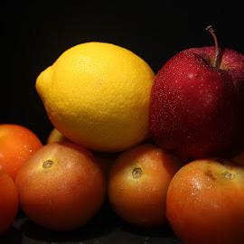 My Fruits by Syahrul Nizam Abdullah - Food & Drink Fruits & Vegetables