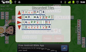 Screenshot of Mahjong and Friends Free