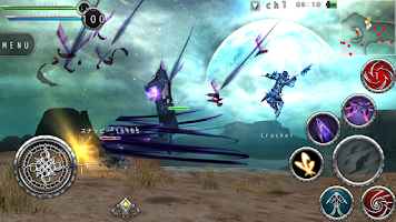 Screenshot of ONLINE RPG AVABEL [Action]