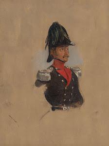 RIJKS: Nicolaas Pieneman: painting 1860