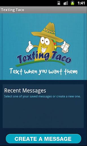 Texting Taco Lite
