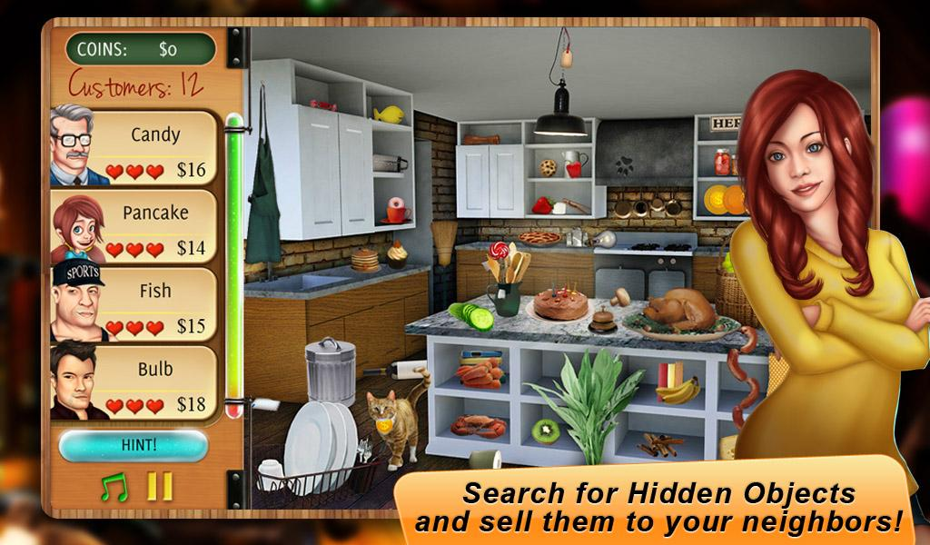 Download Hidden Object Home Makeover For Pc