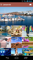 Screenshot of App Lanzarote Guide Lanzarote
