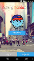 Screenshot of PlayingMondo