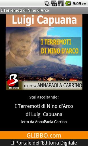 I Terremoti di Nino d'Arco