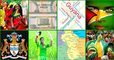 Screenshot of Guyana News, & Radio