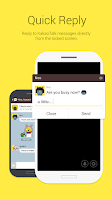 Screenshot of KakaoHome