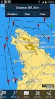 Screenshot of Jeppesen Marine Plan2Nav