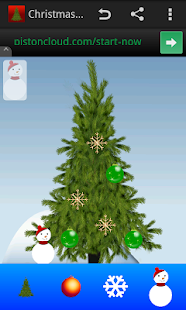 Decorate Christmas Tree - screenshot