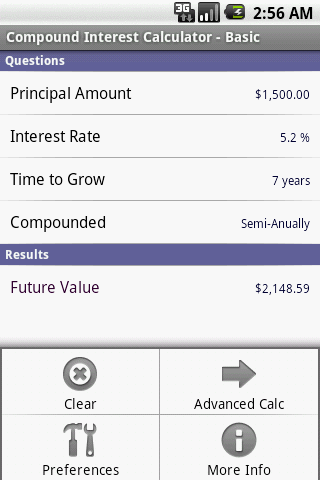 免費下載財經APP|Compound Interest Calculator app開箱文|APP開箱王
