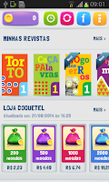Screenshot of Jogos Coquetel
