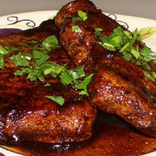 Barbecue Glazed Pork Chops Recipes