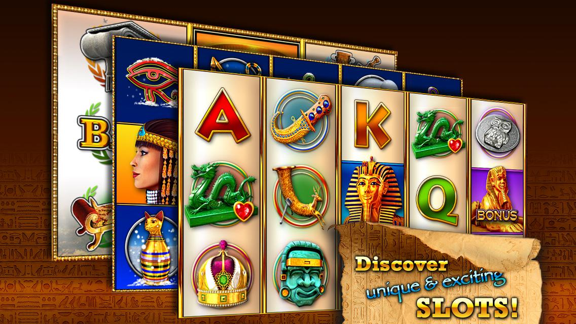 Slots - Pharaoh's Way Screenshot 12