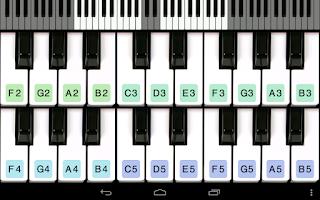 Screenshot of Piano For You Full