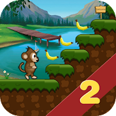 Jungle Monkey 2 APK for Bluestacks