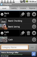 Screenshot of FinanTrak (Free)
