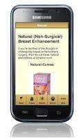 Screenshot of Breast Enhancement 101