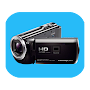 Background video recording camera