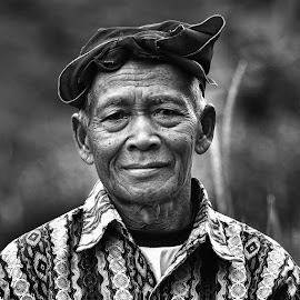 by Agung U - People Portraits of Men