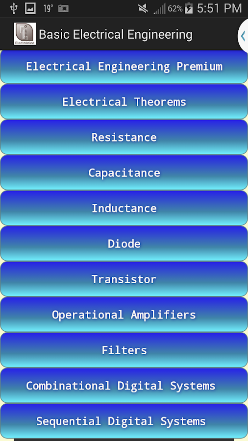 Electrical Engineering Premium Screenshot 5