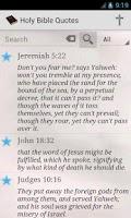 Screenshot of Daily Bible Verse DBY