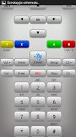 Screenshot of iR Remote for XBOX 360