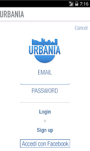 Urbania - screenshot