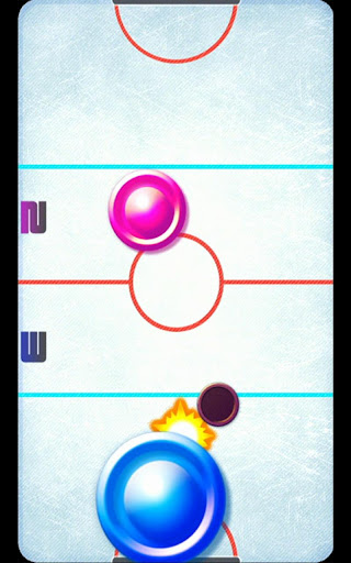 air-hockey-star for android screenshot