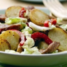 Spicy Chinese Potato Salad