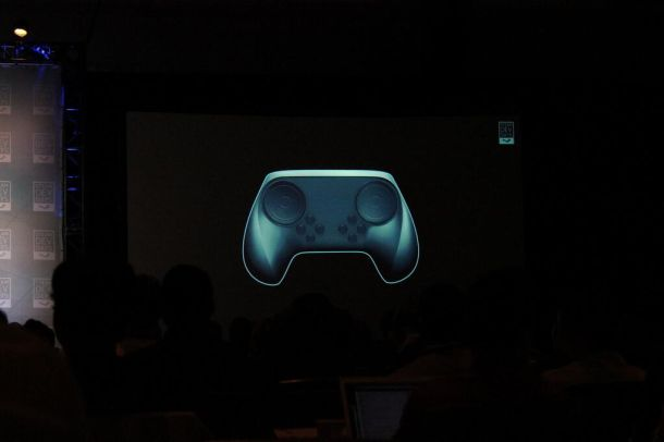 Steam controller to launch in the autumn