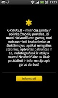 Screenshot of Grynas.lt