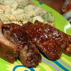 BBQ Ribs With Cola Sauce