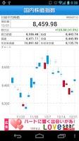 Screenshot of Stock Checker