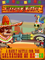 Screenshot of Macho Dash - Shooting Action