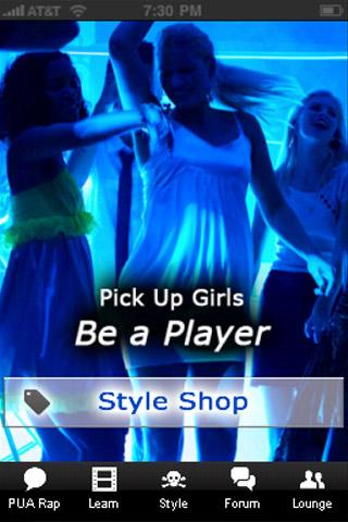 Pick Up Girls - Be a Player